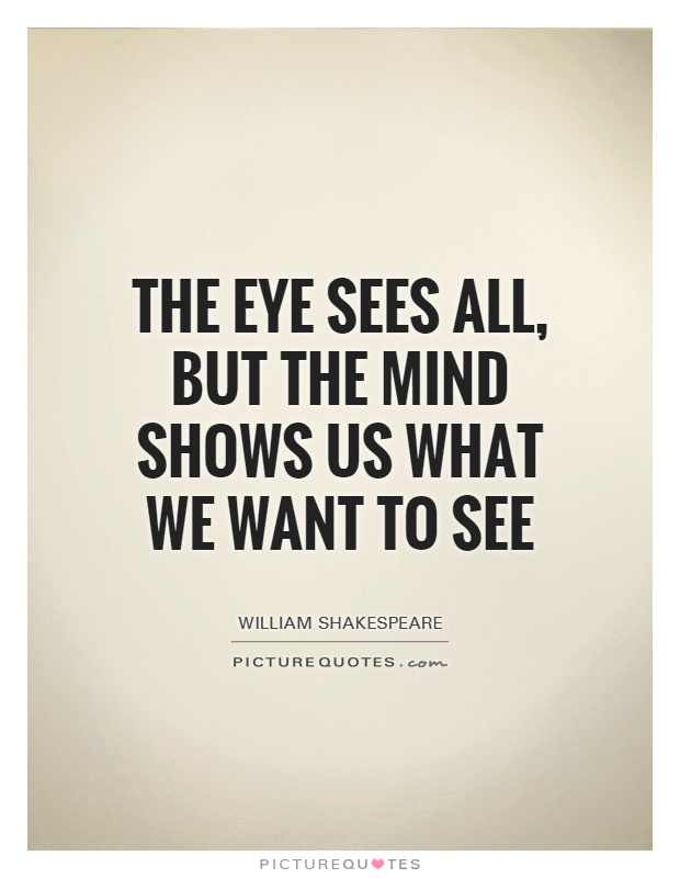 Shakespeare Quotes On Beautiful Eyes