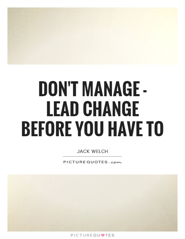 how to lead change management youtube