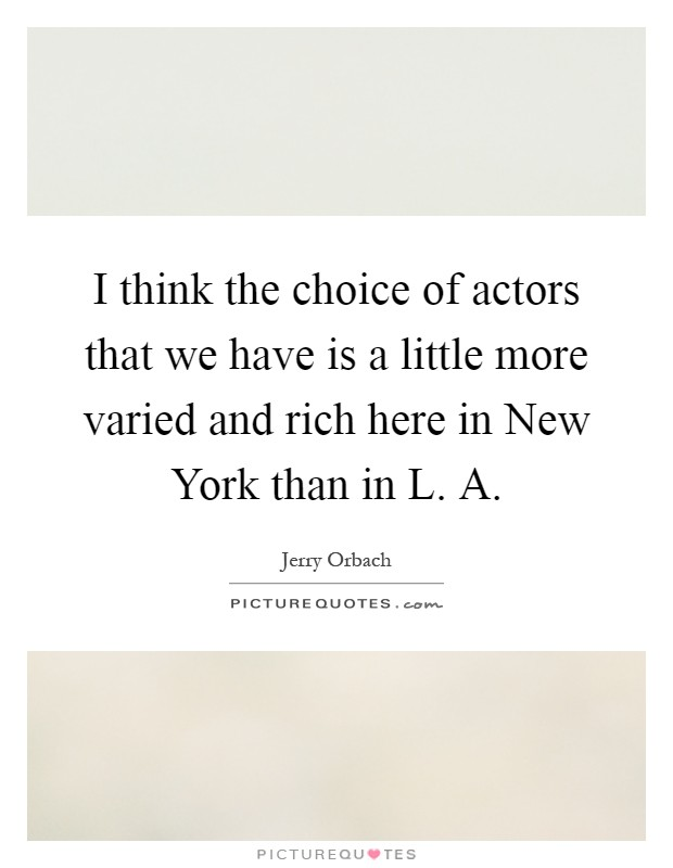 Here Is New York Quotes