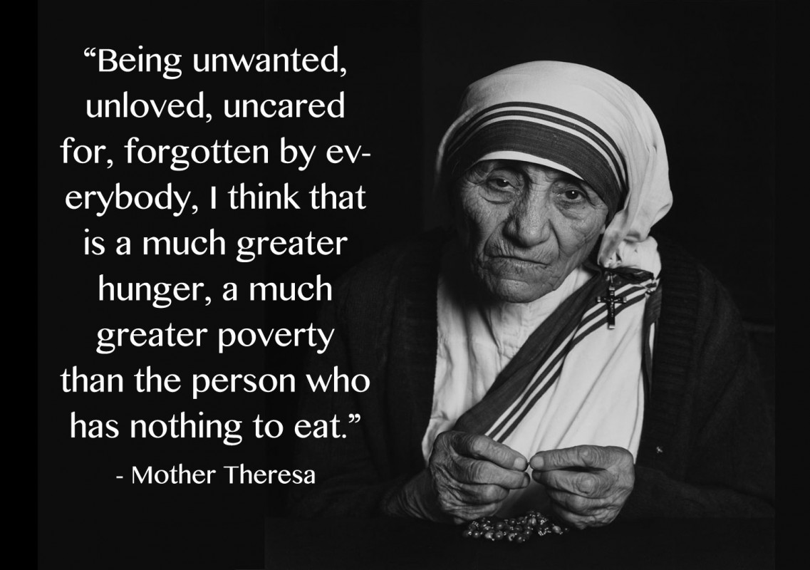 Popular Quotes About Friendship Famous Quotes Friendship Mother Teresa Most Memorable Mother