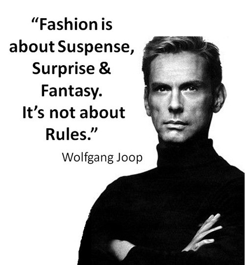 Famous Fashion Quote 1 Picture Quote #1