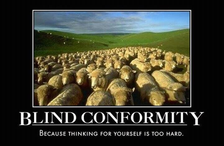 Conformity Quote 4 Picture Quote #1