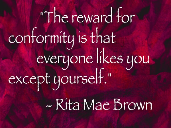 Conformity Quote 6 Picture Quote #1