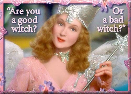 Good Witch Quote 1 Picture Quote #1