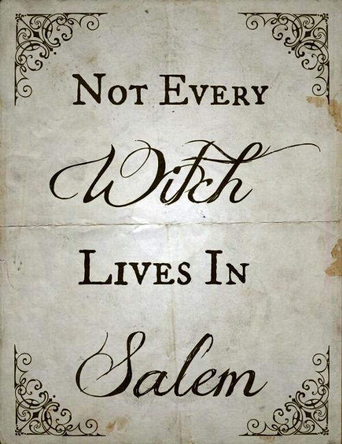 Witch Quote 6 Picture Quote #1