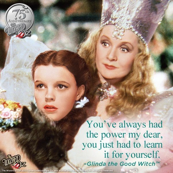 Witch Quote Glinda The Good 2 Picture Quote #1