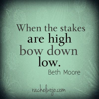 Beth Moore Quote 8 Picture Quote #1