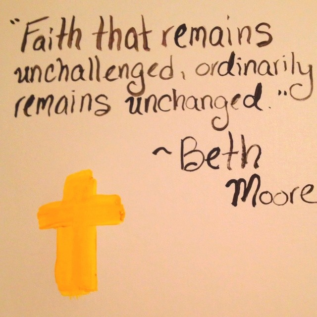 Beth Moore Quote 14 Picture Quote #1