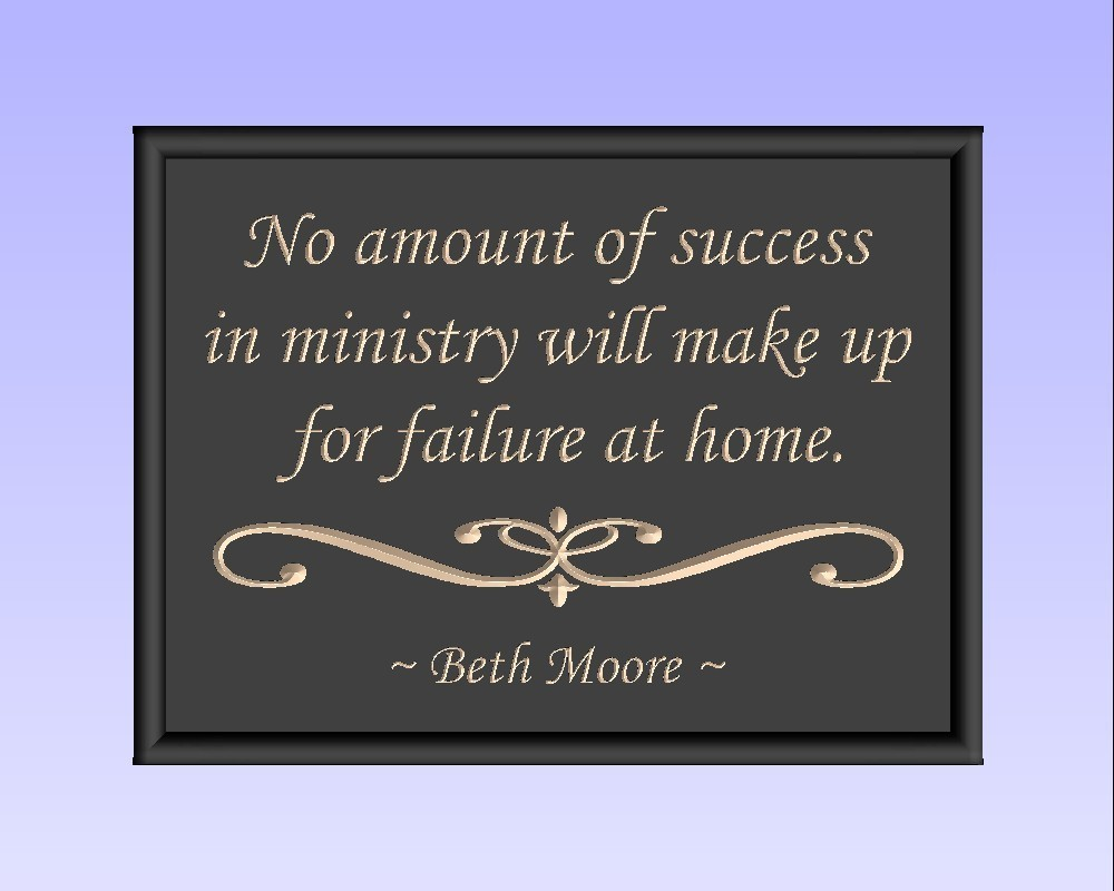 Beth Moore Quote 15 Picture Quote #1