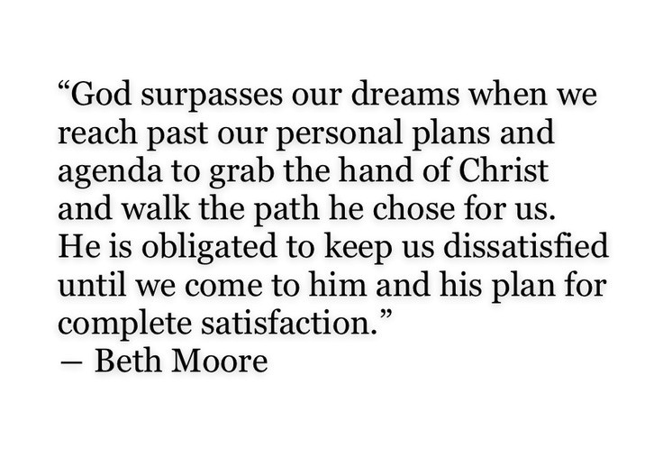 Beth Moore Evangelist Quote 1 Picture Quote #1