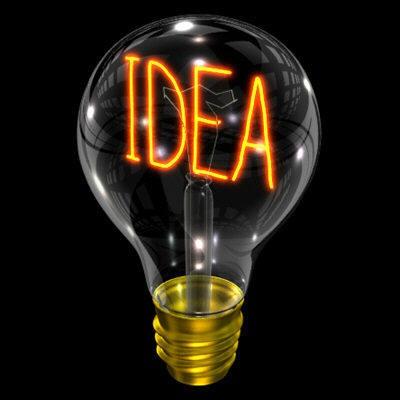 Light Bulb Idea Quote 1 Picture Quote #1
