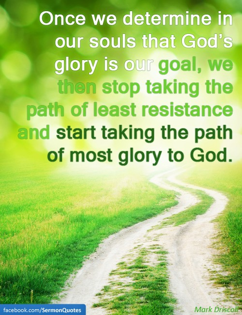 Gods Glory Quote 3 Picture Quote #1