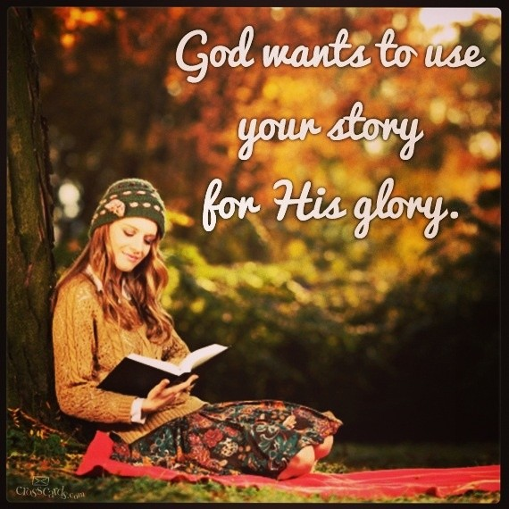 Gods Glory Quote 4 Picture Quote #1