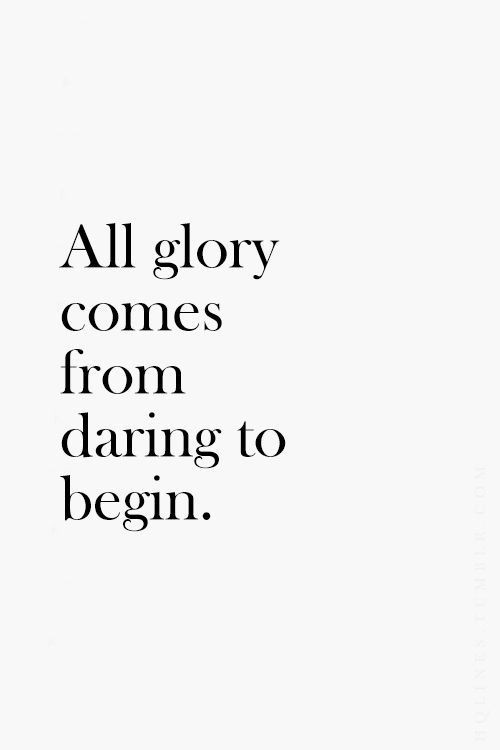 Glory Quote 2 Picture Quote #1