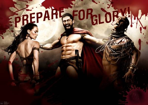 300 Glory Quote 1 Picture Quote #1
