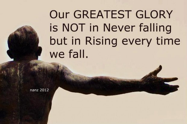 Glory Quote 4 Picture Quote #1