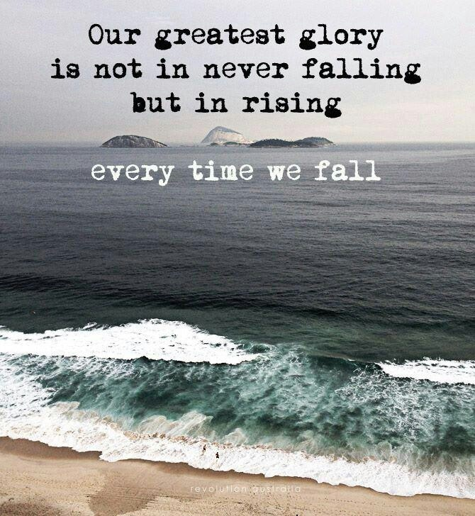 Greatest Glory Quote 1 Picture Quote #1