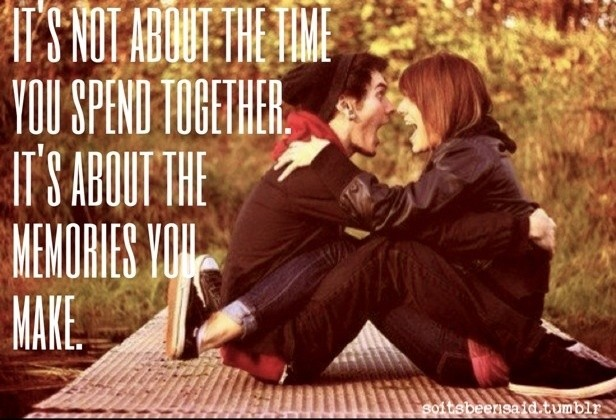 Spending Time Together Quotes & Sayings Spending Time Together ...