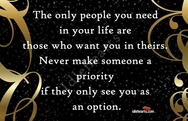 People Make Time For What They Want Quote 1 Picture Quote #1