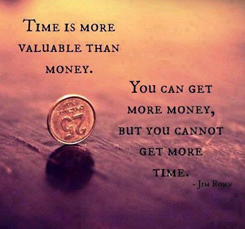 Make Time Quote 7 Picture Quote #1