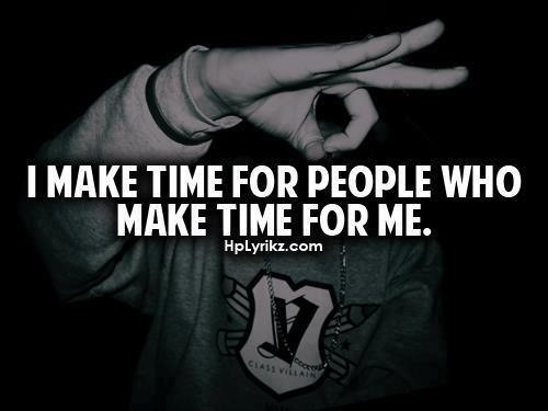 Make Time For People Quote 1 Picture Quote #1