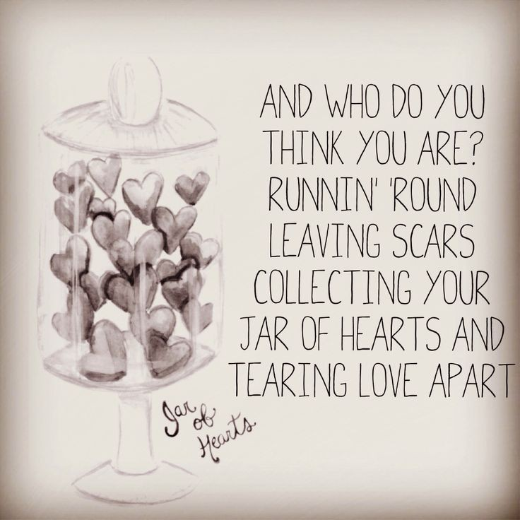 Christina Perri Jar Of Hearts Quote 8 Picture Quote #1