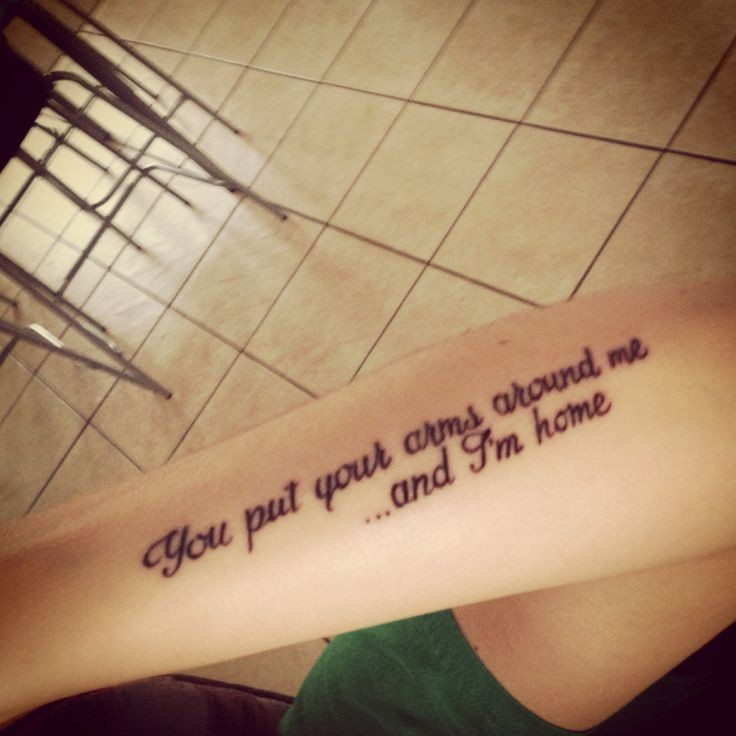 Arms Christina Perri Quote 1 Picture Quote #1