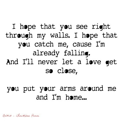 Christina Perri Quote 14 Picture Quote #1