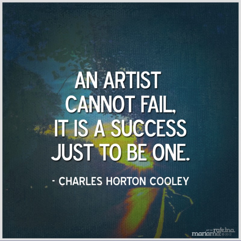 Great Art Quote 1 Picture Quote #1