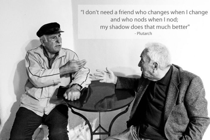 Famous Friendship Quote 1 Picture Quote #1