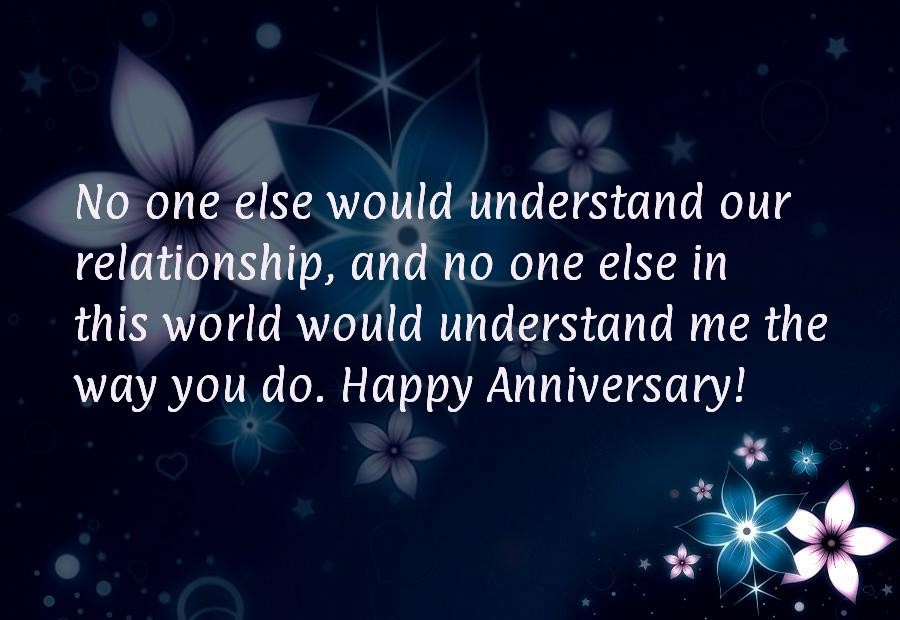 Anniversary Quote For Wife 1 Picture Quote #1