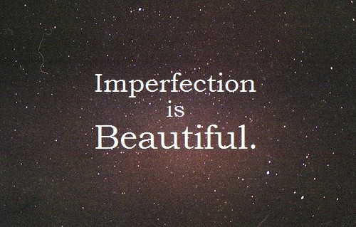 Imperfect Quote 1 Picture Quote #1