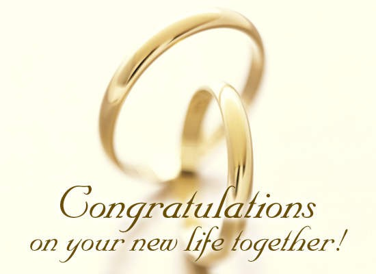 Congratulations On Getting Married Quote 1 Picture Quote #1