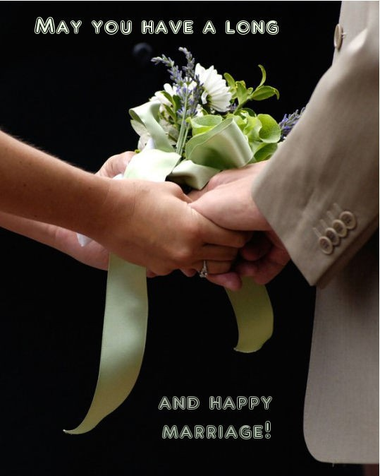 Congratulations On Getting Married Quote 3 Picture Quote #1