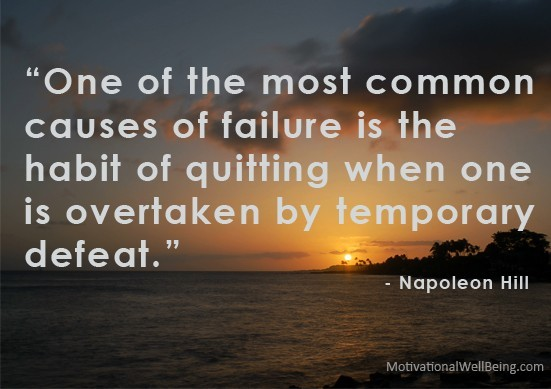 Defeat Quote 11 Picture Quote #1