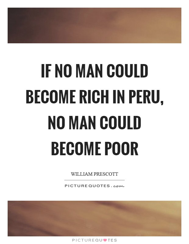 rich man became poor Was jesus rich there are many today who are teaching that jesus was rich  that are his in heaven to become a man and was born to a poor family (not homeless and .