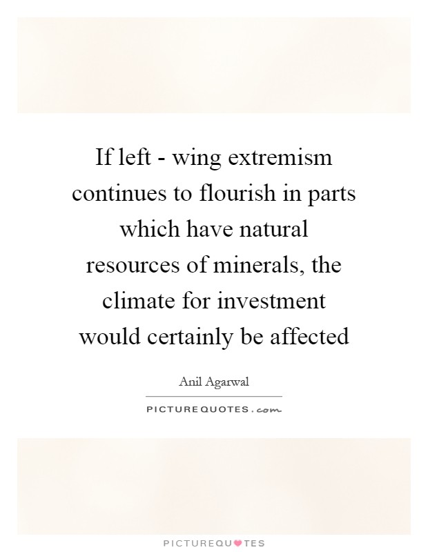 essay on left wing extremism 7) in your opinion, why is left wing extremism in india is still thriving despite efforts made to curb its activities critically examine by insights july 10, 2015.