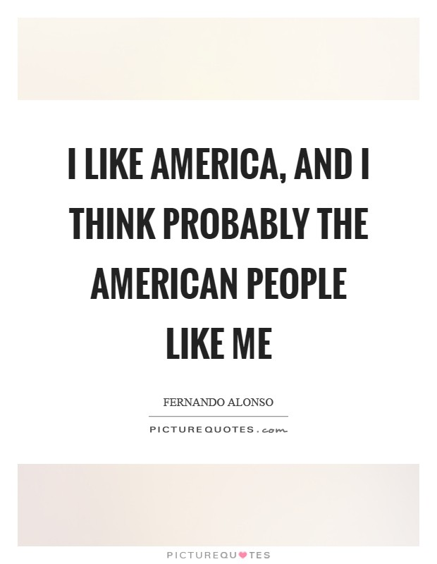 Americans Be Like Quotes American People Quotes...