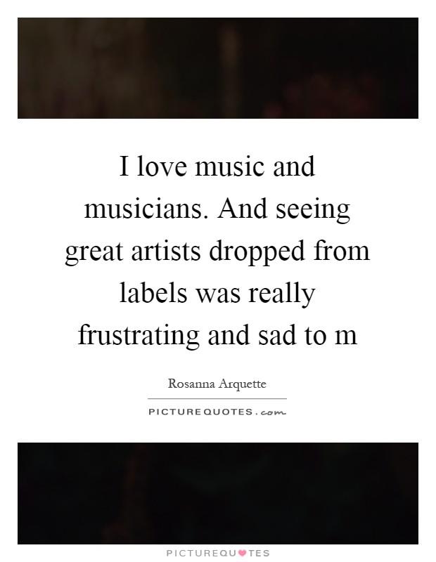 really good sad love songs