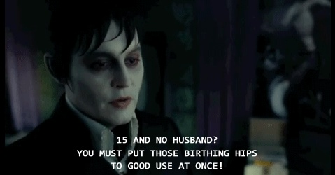 Dark Shadows Quote 6 Picture Quote #1