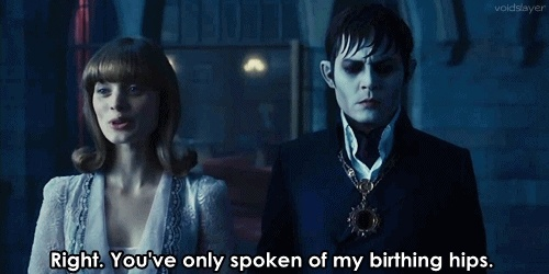 Dark Shadows Quote 9 Picture Quote #1