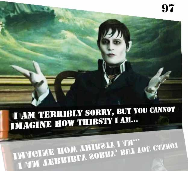 Dark Shadows Quote 12 Picture Quote #1