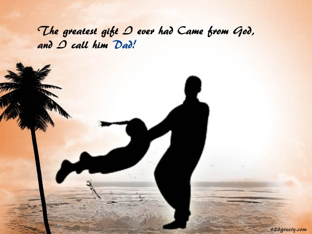 Daddy Quote From Daughter 2 Picture Quote #1