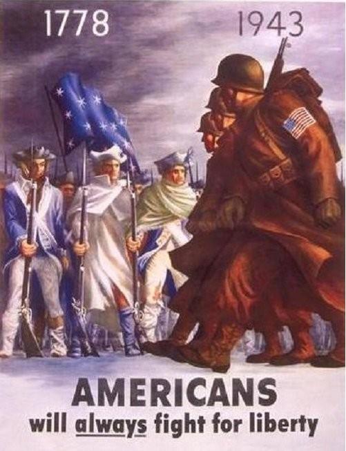 Revolutionary War Quote 1 Picture Quote #1