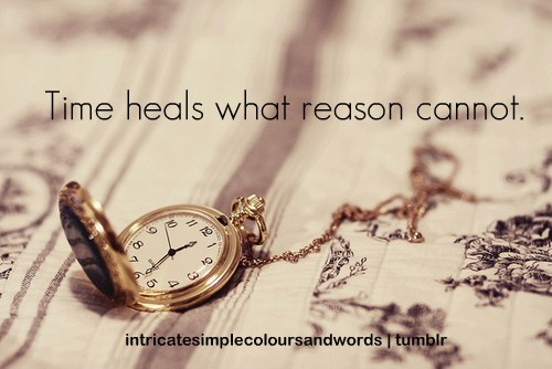 Time Heals Quote 2 Picture Quote #1