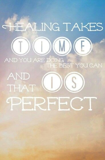 Time Heals Quote 5 Picture Quote #1