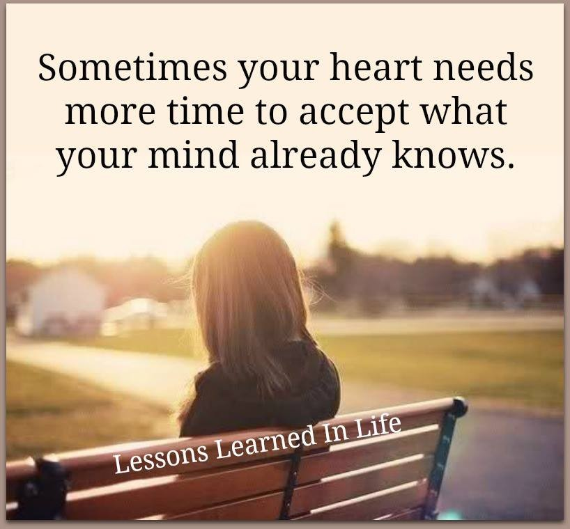Time Heals Quote 8 Picture Quote #1