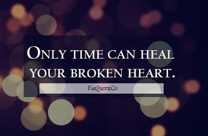 Time Heals Quote 9 Picture Quote #1