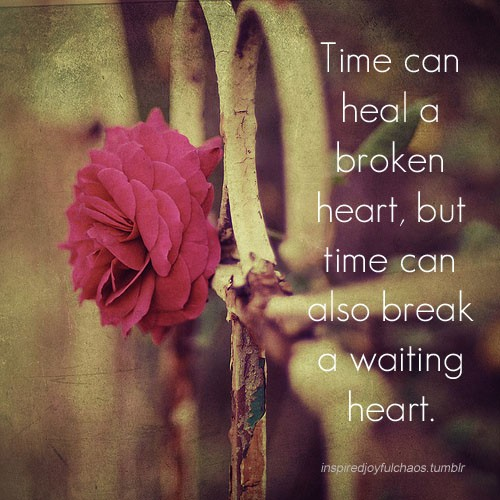 Time Heals Quote 10 Picture Quote #1