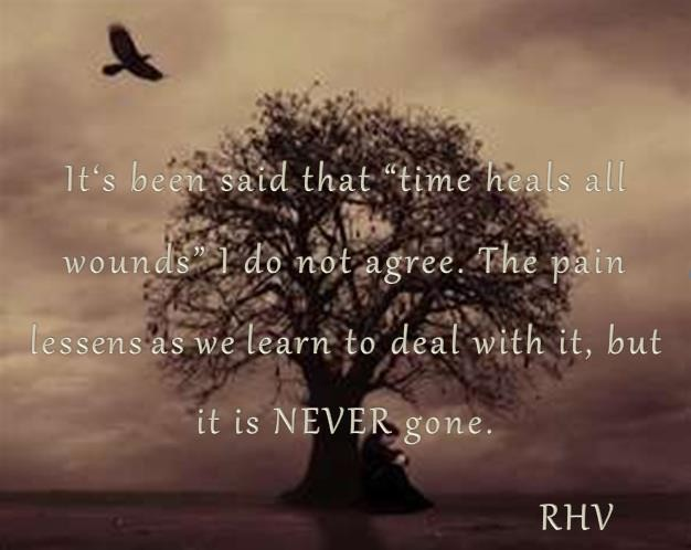 Time Heals Quote 12 Picture Quote #1